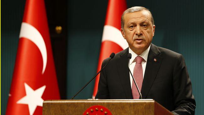 Komite Pemilu Turki Konfirmasi Kemenangan Erdogan