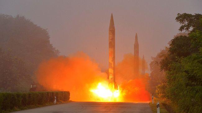 Korut Salahkan AS Atas Krisis Nuklir di Asia Timur