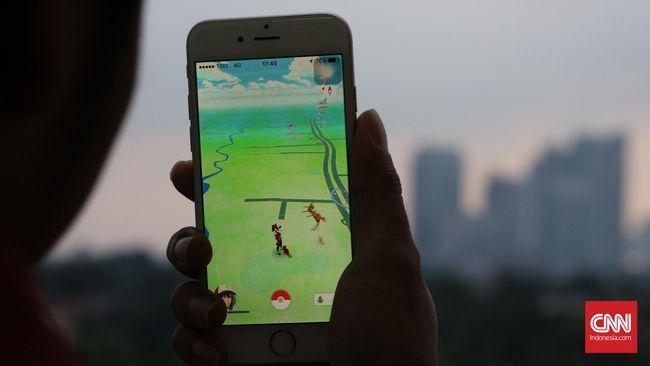 Pokemon Go Resmi Hadir di Indonesia