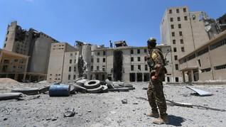 Pemberontak Suriah Tangkap 2 Warga AS diduga Militan ISIS