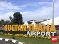 Jokowi Minta Pengembangan Bandara Sultan Thaha Dipercepat