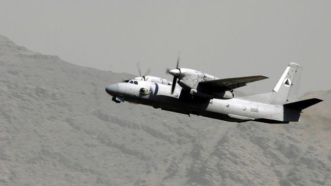 Pesawat Kargo Militer Rusia Jatuh di Suriah, 39 Tewas