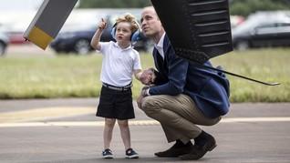 Hanya Untuk Seragam Pangeran George, Habiskan Dana Rp6,2 Juta