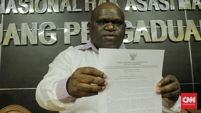 Audit BPK Tunjukkan Kelalaian Administrasi Komnas HAM