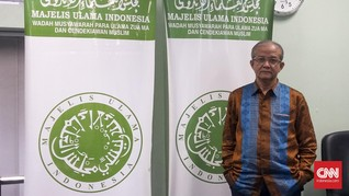 Setjen MUI Bahas Isu Sukmawati Bandingkan Sukarno dengan Nabi
