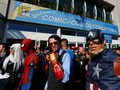 Pahlawan Super Marvel Berkumpul di Comic Con 2016