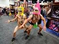 Warna-Warni Kostum Penggila Comic-Con