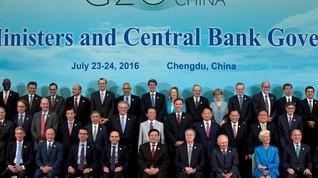10 Bintang 'Bersinar' di Pertemuan IMF-World Bank di Bali