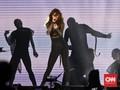 Selena Gomez Menyihir Ribuan Selenator di Serpong