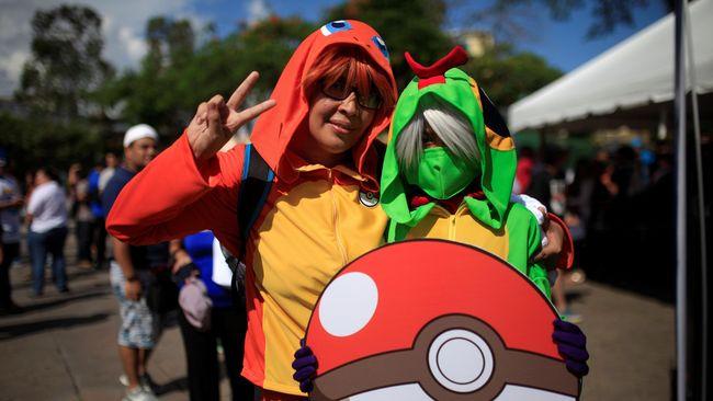 Saatnya Membuat 'Pokemon Go' Sendiri di Rumah
