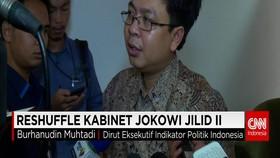 Reshuffle Kabinet Jilid II