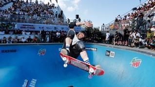 Tony Hawk: Olimpiade Butuh Skateboard