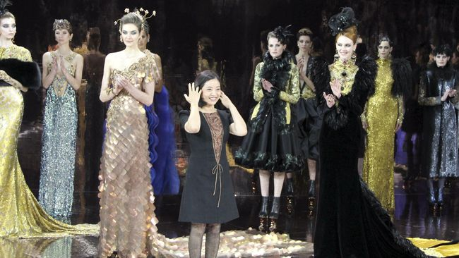 Menguak Kisah 'Alexander McQueen' dari China
