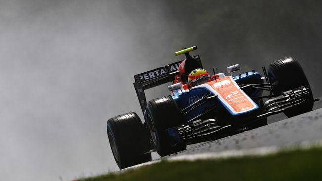 Manor Racing Pastikan Rio Haryanto Balapan di GP Jerman