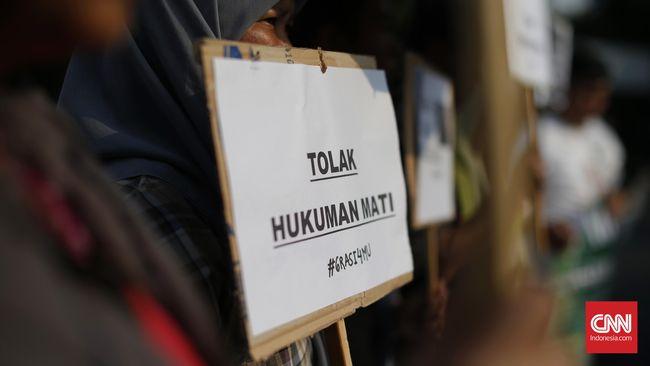 Koalisi LSM Tolak Hukuman Mati Bagi Penyelundup 1 Ton Narkoba