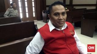 Anak Hamzah Haz Dituntut Dua Tahun Penjara