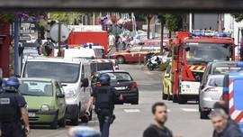 Perancis Identifikasi Pelaku Kedua Serangan Gereja