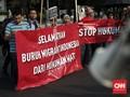 TKI Dieksekusi Mati, LSM Kritik Arab Saudi dan Jokowi