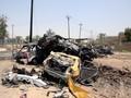 Bom Truk ISIS Tewaskan 100 Orang di Irak