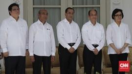 Gubernur BI Dukung Perubahan Pemain dalam Tim Ekonomi Jokowi