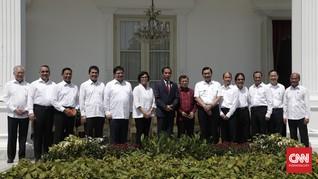 PAN Golkar Masuk Kabinet, Koalisi Jokowi Menggemuk
