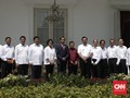 Gerindra Minta Jokowi Lebih Cermat Memilih Menteri