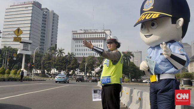 Arus Lalin di TMP Kalibata Dialihkan Jelang Pemakaman Habibie