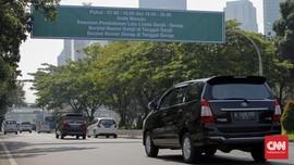 Hari Ini Uji Coba Perluasan Sistem Ganjil Genap di Jakarta
