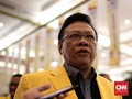 Agung Laksono: Jangan Rusak Partai Golkar dengan Kasus e-KTP