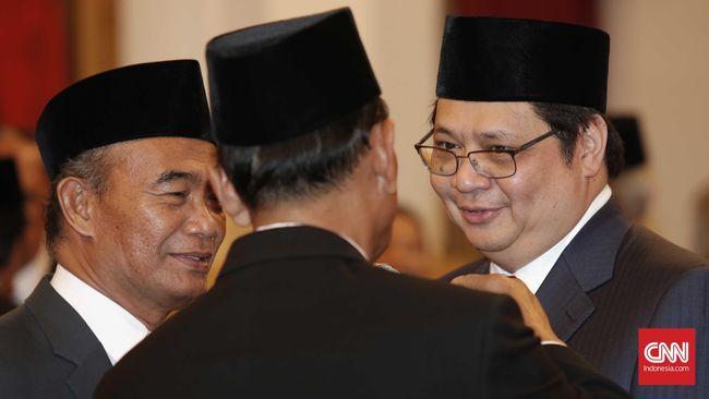 Menteri Airlangga Akan Fokus Lanjutkan Program Lama