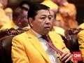 Golkar Minta Pimpinan DPR Rehabilitasi Nama Setya Novanto