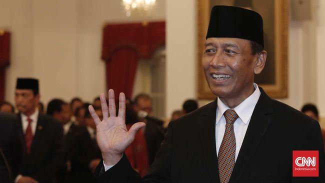 Wiranto Undang 25 Ulama Sebelum Makan Siang Bareng Jokowi