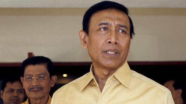 Jadi Menko Polhukam, Hanura Akan Bicarakan Pengganti Wiranto