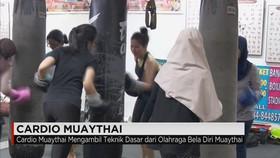 Menjaga Kebugaran Tubuh dengan Cardio Muaythai