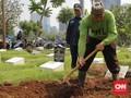 Permintaan Makam Bertumpuk di Jakarta Terus Meningkat