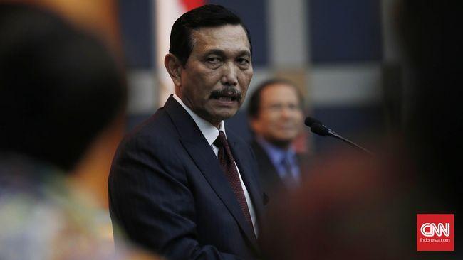 Menko Luhut: Ancam PHK Karyawan, Freeport Kampungan