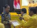 Golkar Yakin Jokowi Masih Lebih Unggul Ketimbang Prabowo