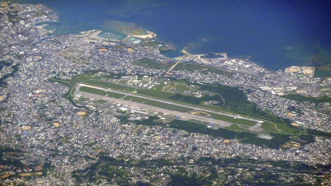 Warga Menolak, Abe Ngotot Pangkalan AS Tetap di Okinawa