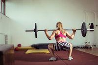 Berkurangnya massa otot adalah dampak tidak terhindarkan ketika tubuh jarang digerakkan. Kekuatan menurun drastis seiring dengan hilangnya protein dari jaringan otot. Foto: Thinkstock