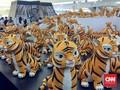 Eksistensi Harimau Terancam Mitos Masyarakat