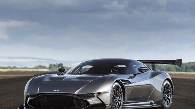 Aston Martin dan Red Bull Klaim Punya Mobil Tercepat di Bumi