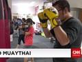Cardio Muaythai Jadi Variasi Olahraga Kebugaran