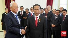 Bertemu PM Malaysia, Jokowi Bisa Bahas Kasus Siti Aisyah