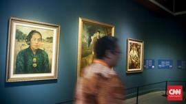 Pameran Koleksi Seni Istana Mulai Digelar Besok