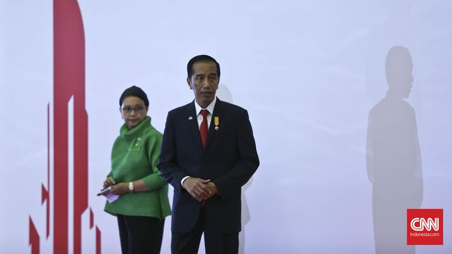 Jokowi Akan Sampaikan Tiga Pidato Kenegaraan