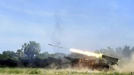 Delapan Peluncur Roket Buatan Ceko Diparkir di Situbondo