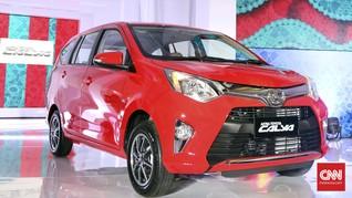 Toyota tak Masalah Dishub Larang LCGC Jadi Taksi Online