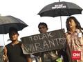 Aktivis Minta Kivlan Tunjukkan Bukti Wiranto Dalang Rusuh 98