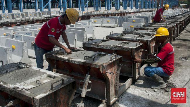 Waskita Beton Incar Kontrak Baru Rp10,4 Triliun Tahun Ini
