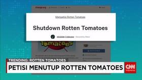 Petisi Menutup Situs Review Film Rotten Tomatoes